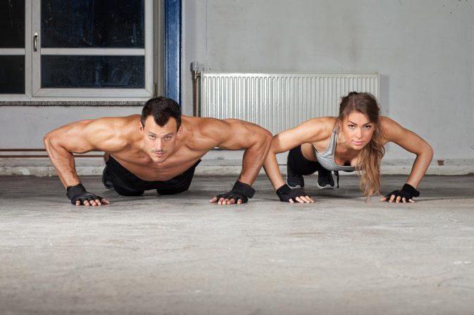 10-Minute Workouts Dat Burn 100 calorieën
