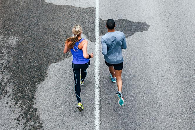Warum fühlen Meine Beine schwer, wenn Laufen?