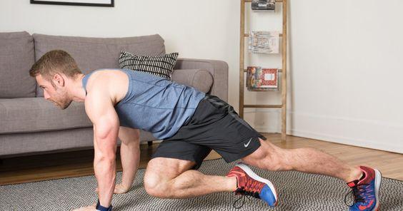 Top 10 Cardio ασκήσεις που μπορείτε να κάνετε στο σπίτι