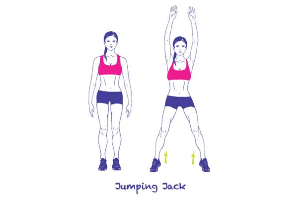 Super Top 10 Cardio oefeningen die je thuis kan doen – Strong Guru &MJ58