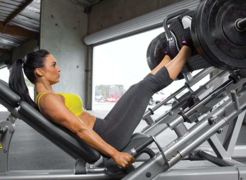 The Advantage and Disadvantage Of The Leg Press