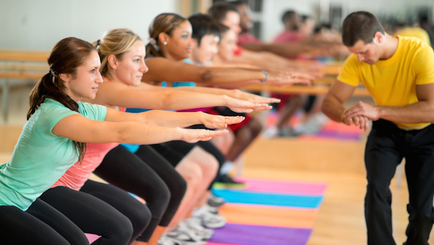 Tabata formation pour Major Calorie Burning