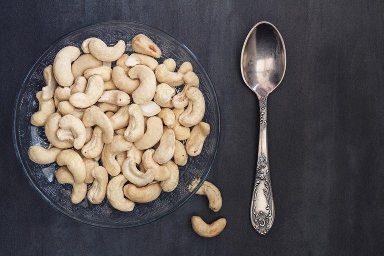 Cashew Nutrition Facts - De gezondheidsvoordelen van Cashewnoten