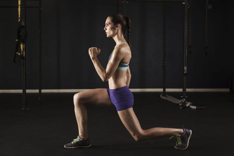 Os 6 melhores exercícios bumbum para Atletas