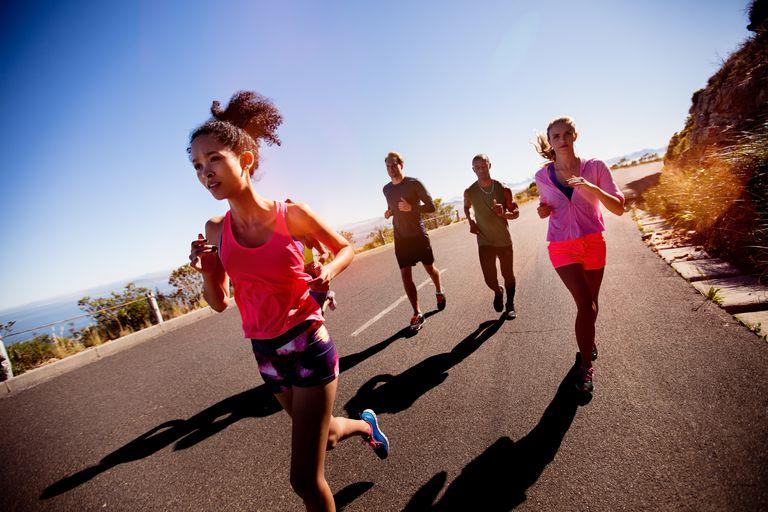 Träning för att köra en snabbare Half Marathon Tid
