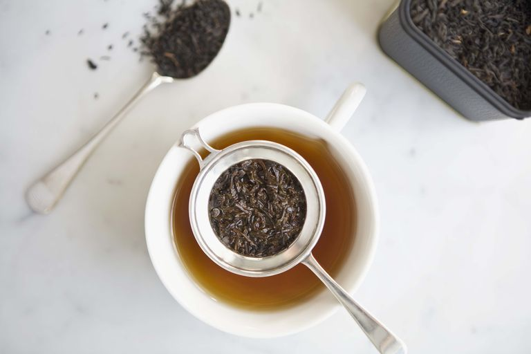 I benefici di tè nero