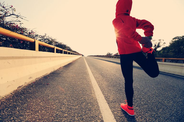 Si vous exercez avec un rhume?