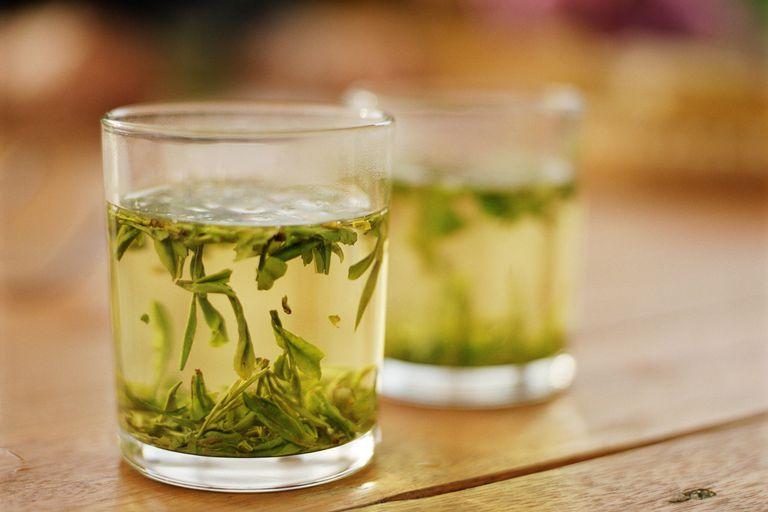 Beneficiile de ceai verde și efecte secundare