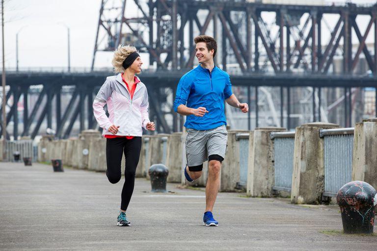 Kuinka monta kaloria Onko Running Burn?