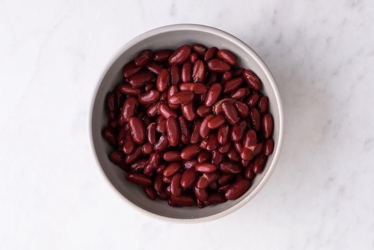 Frijoles Información Nutricional - calorías, carbohidratos y beneficios para la salud de las habas de riñón