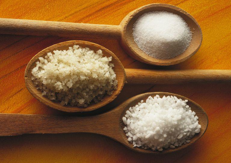 Sie sollen Salz Nehmen Sie vor einem langen Run?
