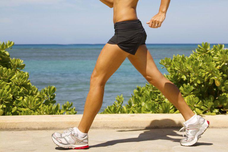 كيفية المشي أسرع لالتدريبات أفضل