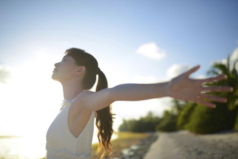 Miten hengittää paremmin kävelyä