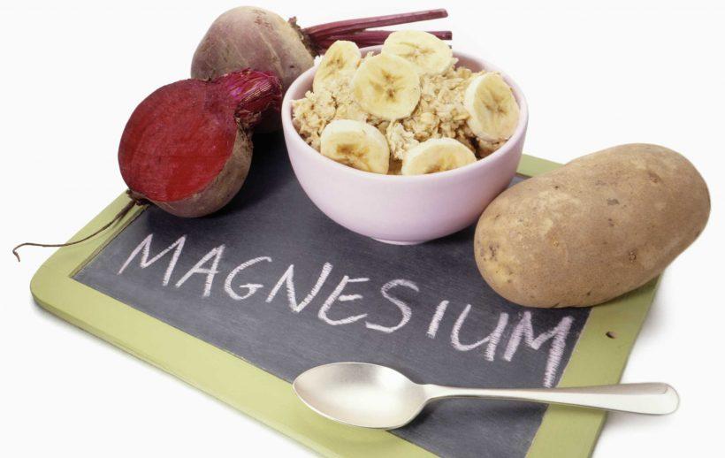 الأطعمة الصحية التي هي عالية في المغنيسيوم