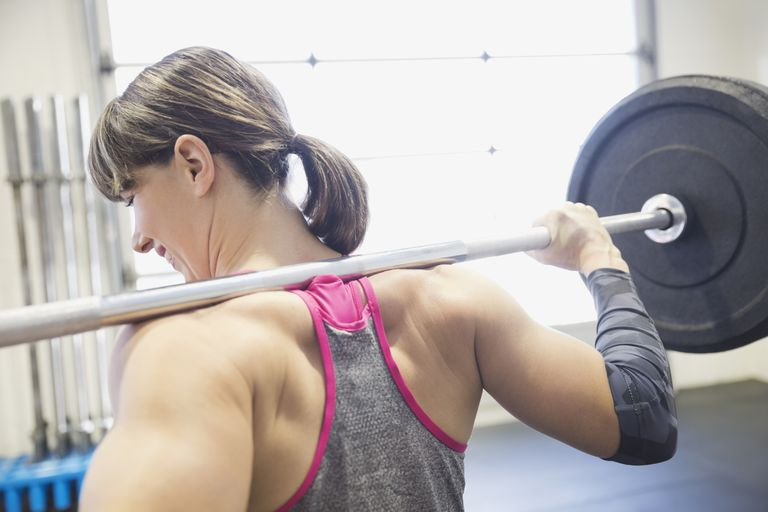 Wie Sie Ihre Muskelmasse erhalten, so Sie es nicht verlieren