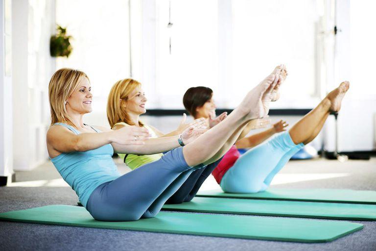 Messen Wie viele Kalorien Pilates Verbrennungen