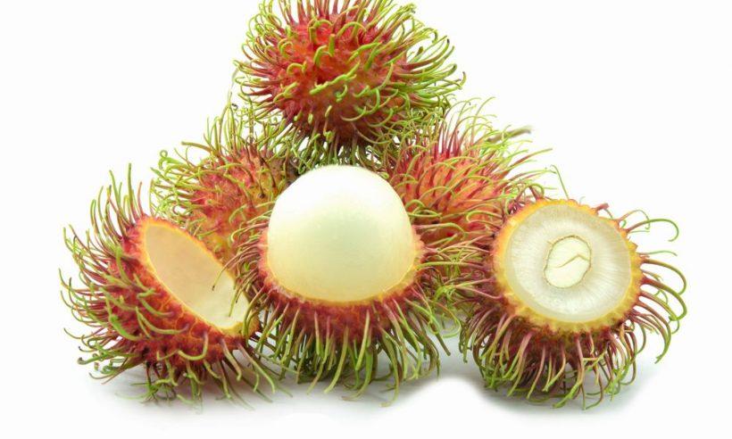 Rambutan Nutrizionali – Calorie, carboidrati e benefici per la salute di Rambutan