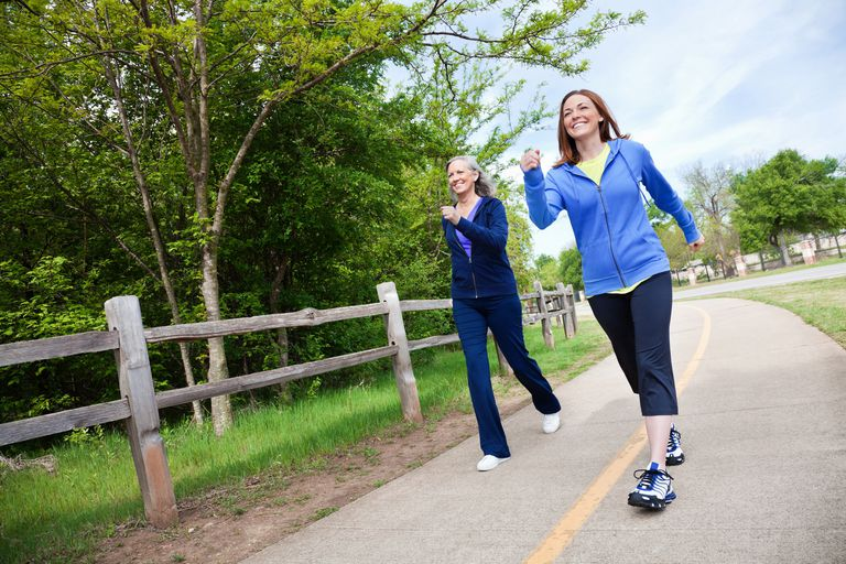 Fordeler med Speed Walking