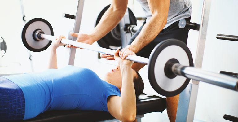Βασική δύναμη και τη μυϊκή Πρόγραμμα Κατάρτισης Βάρος