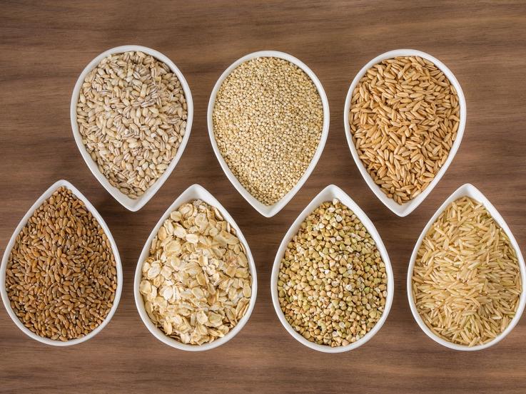 العظمى الجامع الحبوب إضافة إلى النظام الغذائي الخاص بك