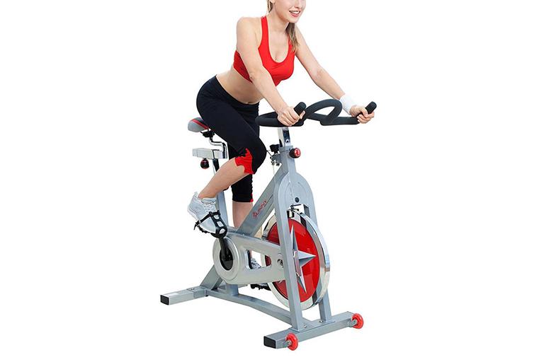 Statsionaarne Bike Workout algajatele