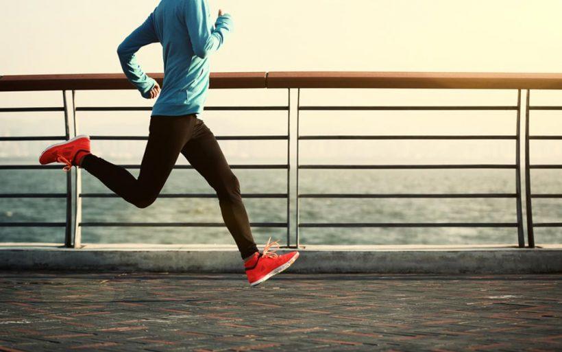 Οι ενδορφίνες στο Runner: Φυσικό του σώματος παυσίπονα