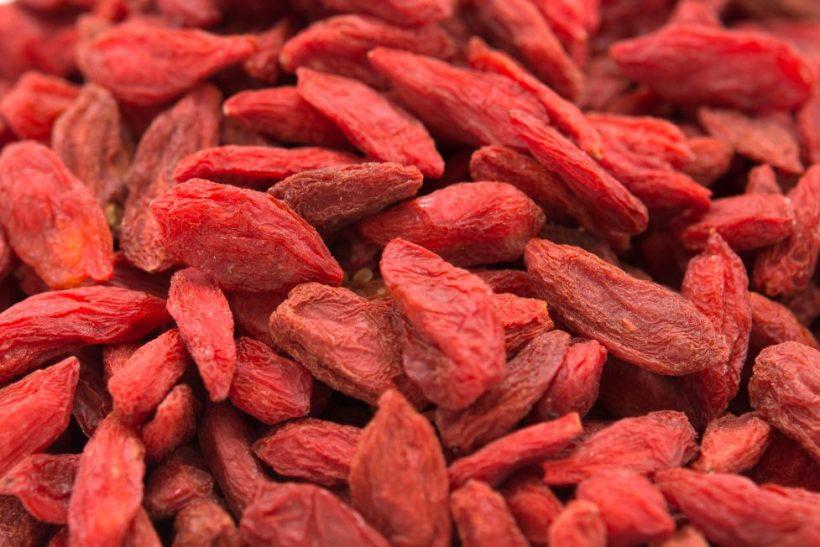 De gezondheidsvoordelen van Goji Berry – Boost Energie, verlaagt het cholesterolgehalte, en verbetering van het gezichtsvermogen