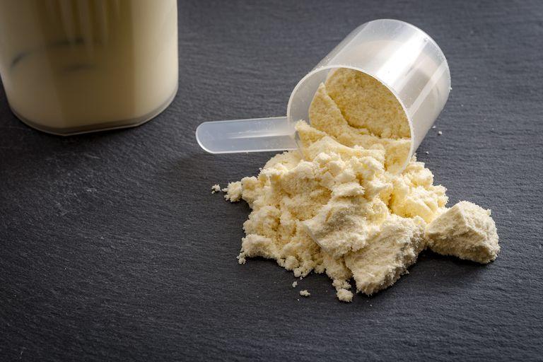 Korzyści z posiadania białka wstrząsnąć przed snem