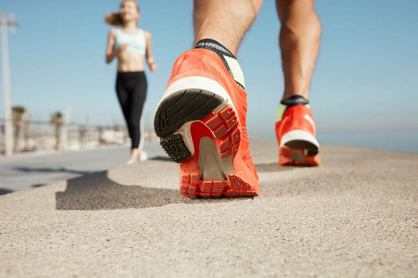 Die Run-Walk-Run-Methode und wie es im Training bewerben