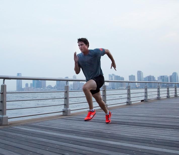 Skal jeg træner dagen før kørsel af en race?