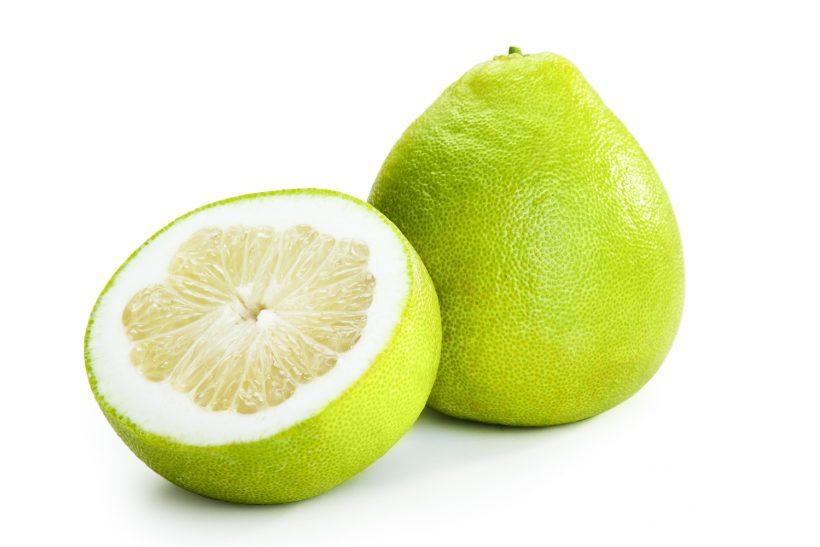 Pomelo Nutrition Fakta och Hälsofördelar