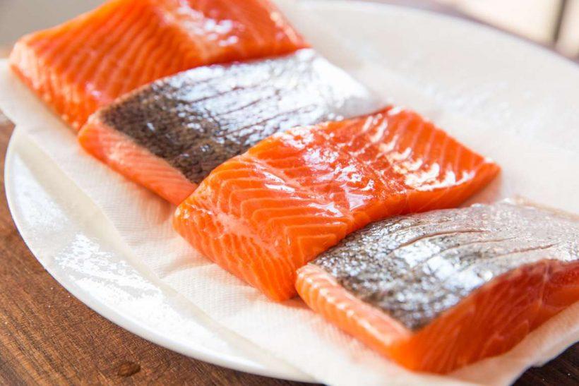 De la valeur nutritive du saumon et des services de santé
