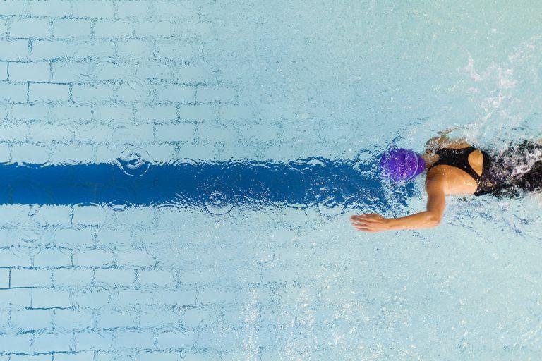 Svømning Træning for begyndere