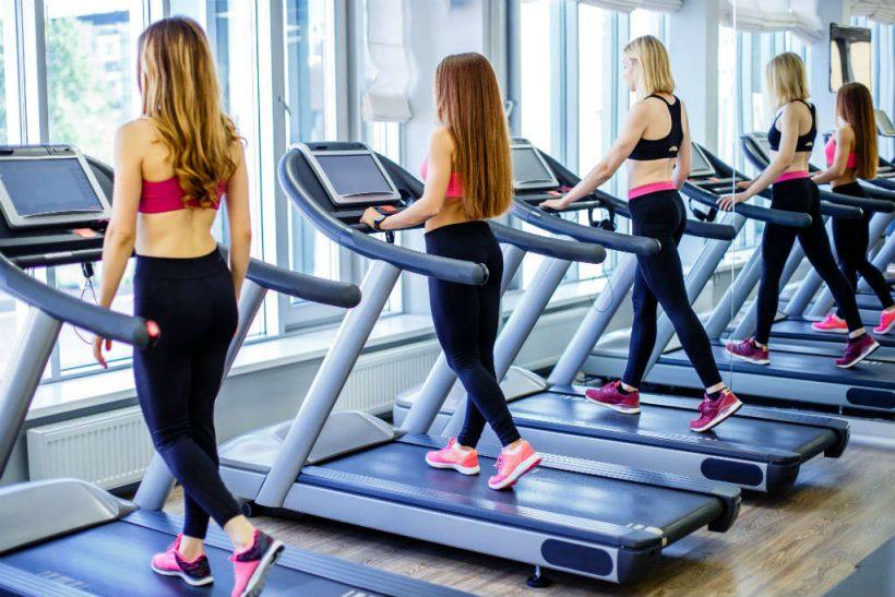 Entraînements Marche Treadmill
