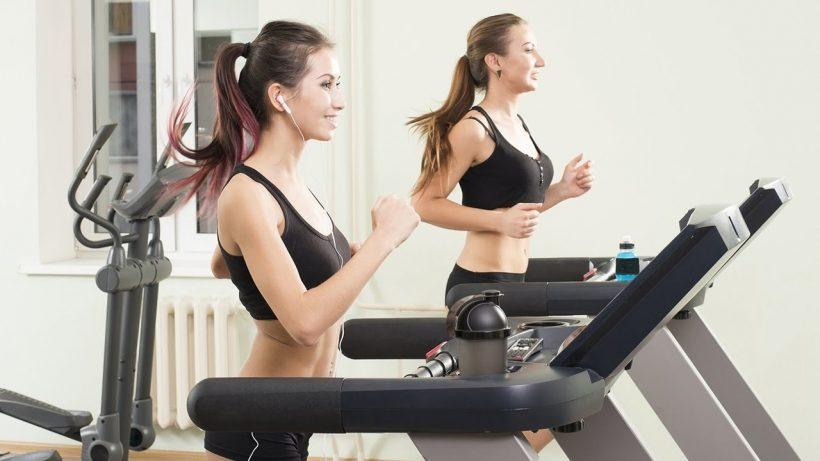 Kiire ja tõhus jooksulint treeningu