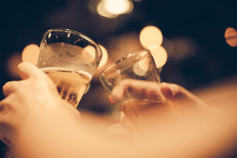 L'alcool peut nuire à la croissance musculaire et niveaux de condition physique?