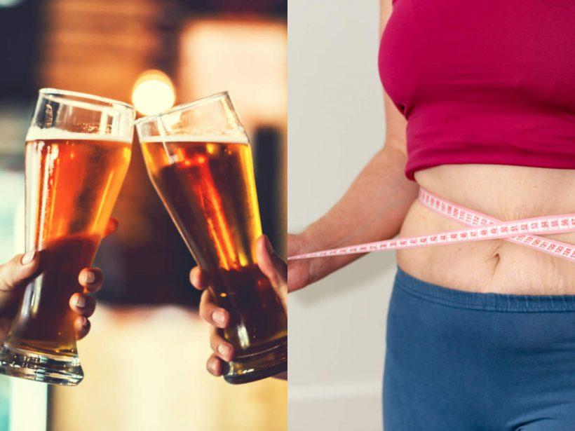 Πώς το αλκοόλ επηρεάζει την απώλεια βάρους