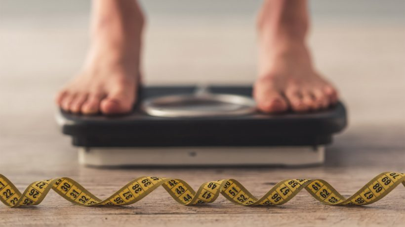 Är du förlora tum men inte gå ner i vikt?