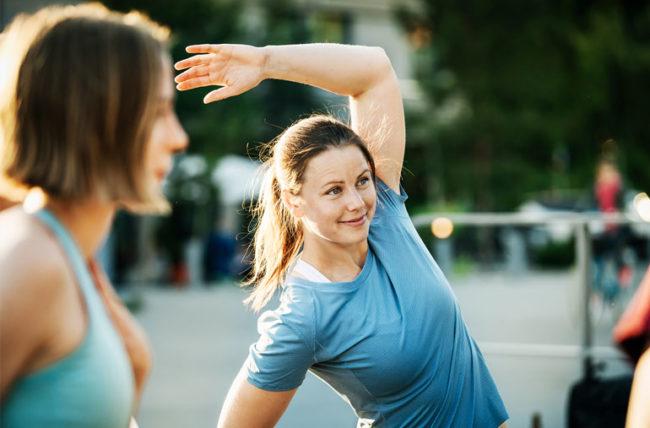 5 dôvodov pre Weight Gain na cvičebný program