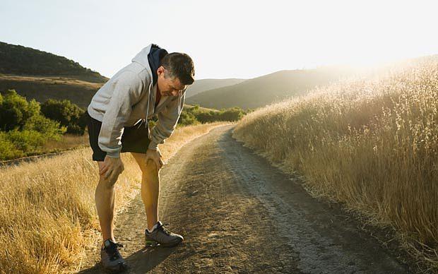 Tegn og symptomer på overtræning syndrom i Atleter