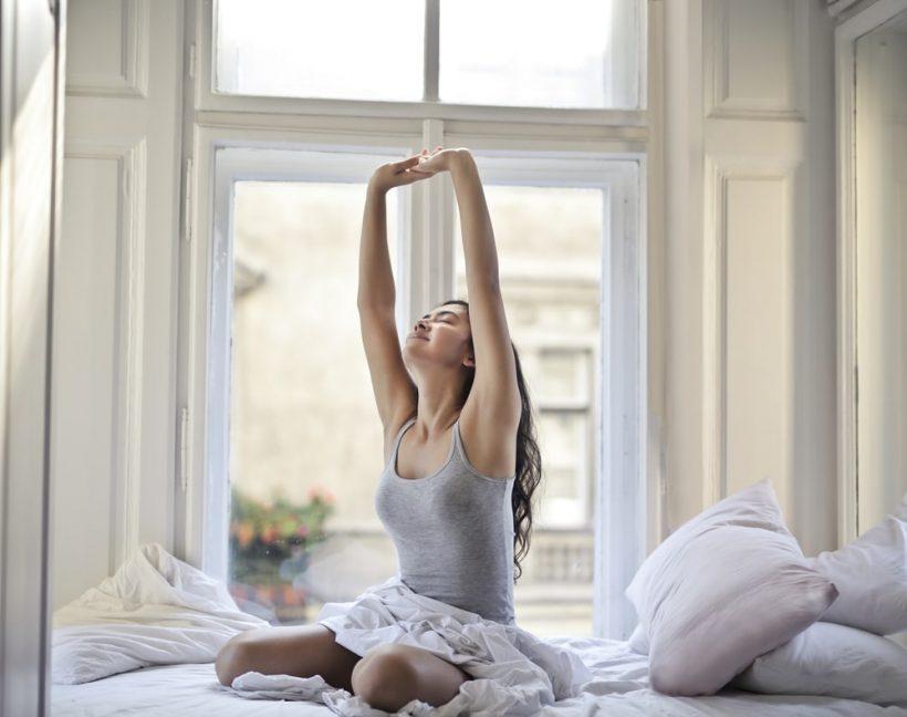 Как качеството на съня Въздействие Упражнение Изпълнение