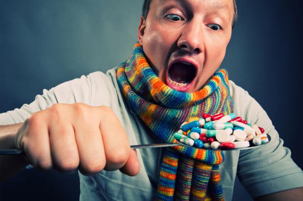 Můžete opravdu předávkování vitaminy?