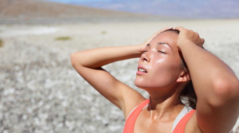 Як уникнути теплового удару під час тренування