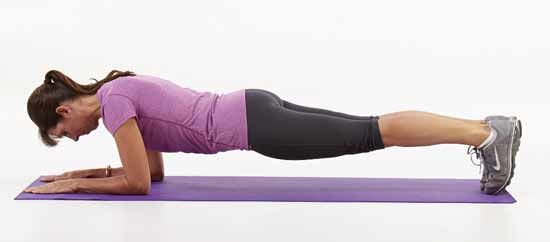 5-minutilise Koerte Plank Workout