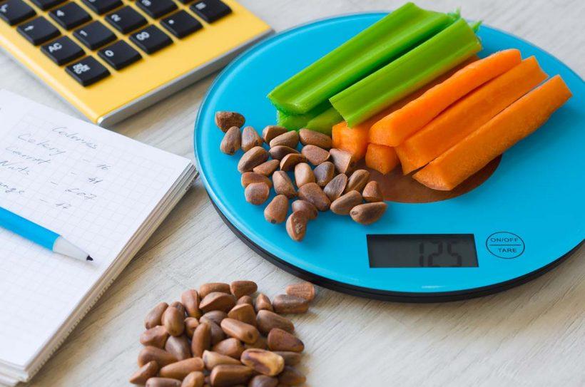 Hvordan å telle kalorier Riktig