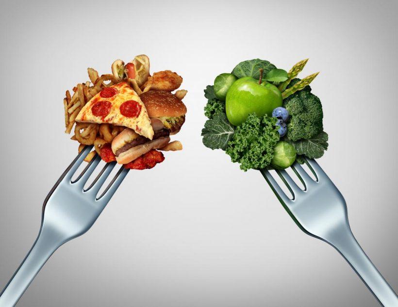 Keskmise kalorit päevas Vajalik Mehed