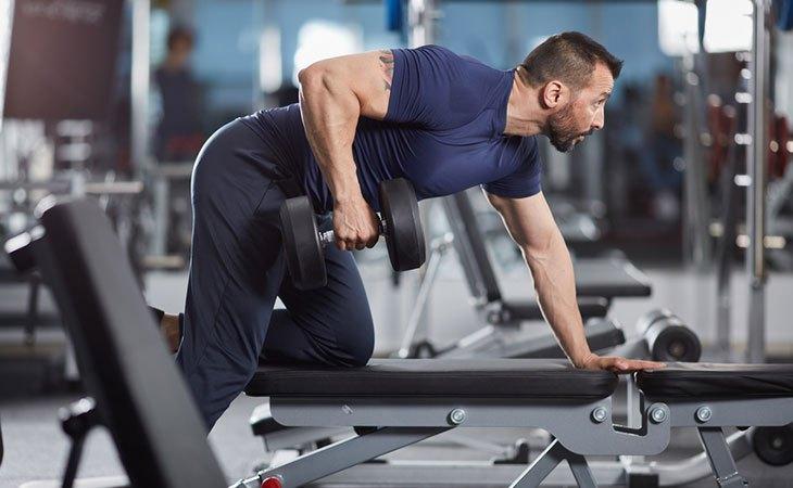 Cik Komplekti jums vajadzētu darīt ar Workout