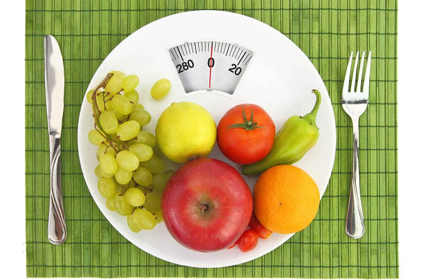 Beregning av riktig porsjonsstørrelser for Weight Loss