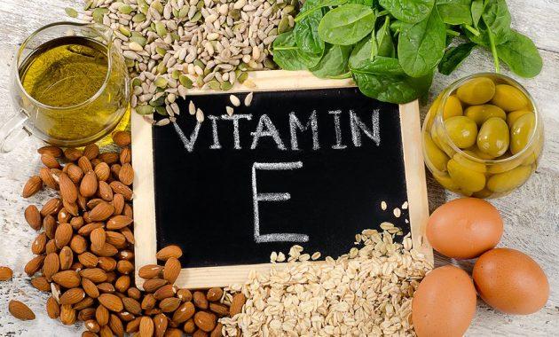 Belirli Yaşa İlgili HASTALIKLARIN TEDAVİSİ İÇİN E vitamini Sağlık Faydaları